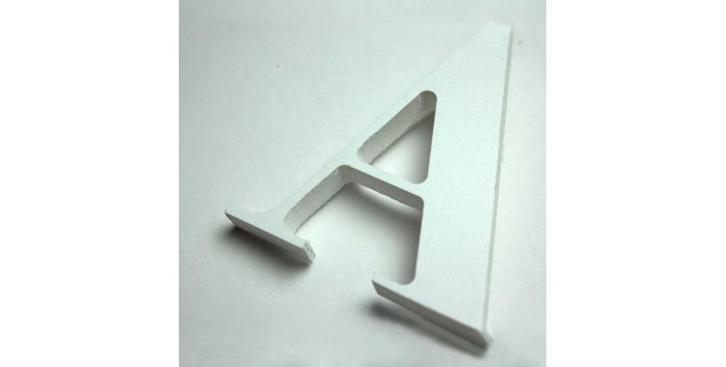 lettere in PVC