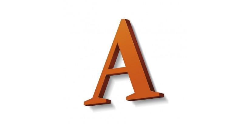 Lettere Scatolate in Alluminio